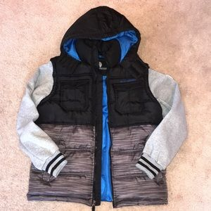 Weatherproof Boy's vest Jacket L 14 16